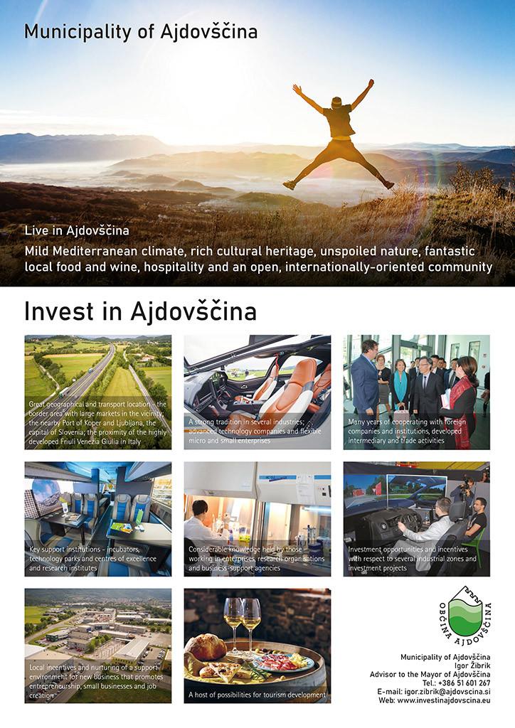 Invest Ajdovscina