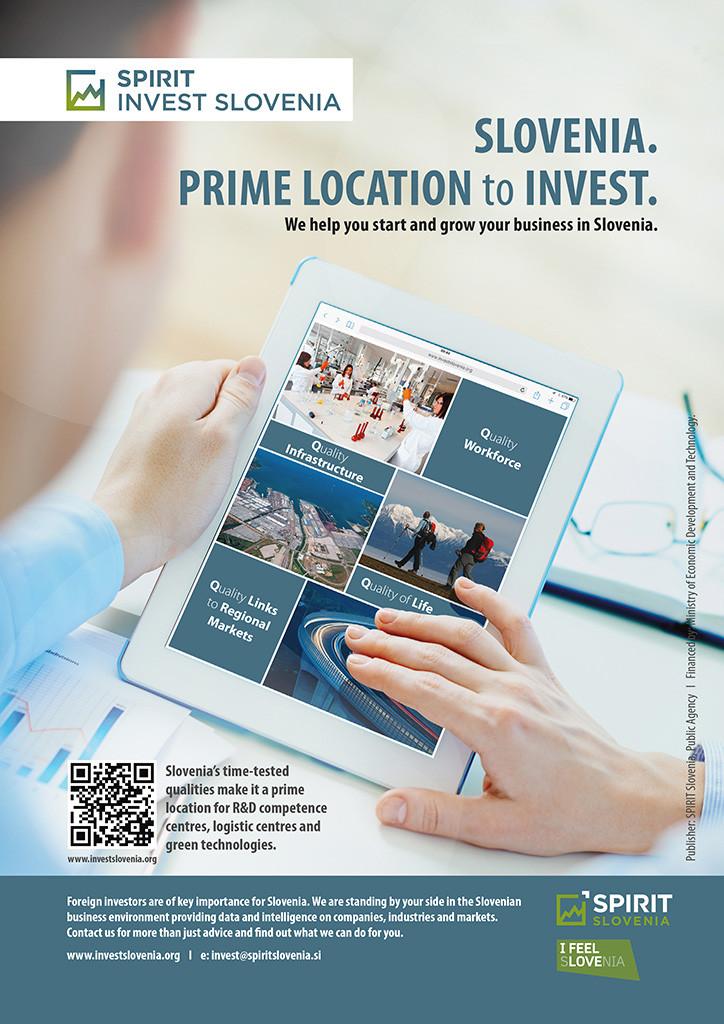 SPIRIT Invest Slovenia